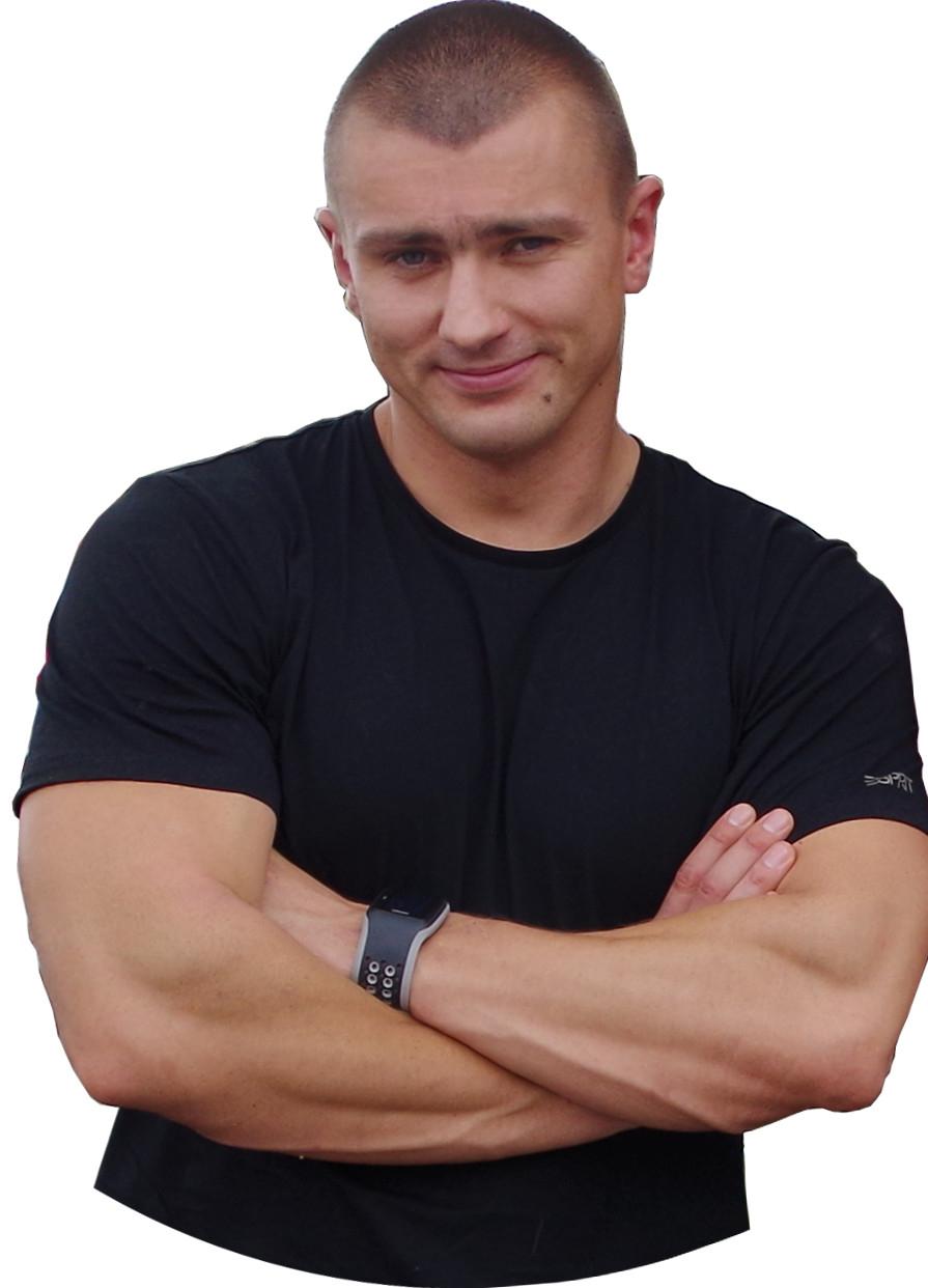 Trener Personalny Michał Dudkowski Warszawa i Legionowo | Siłownia, Defendo, Krav Maga