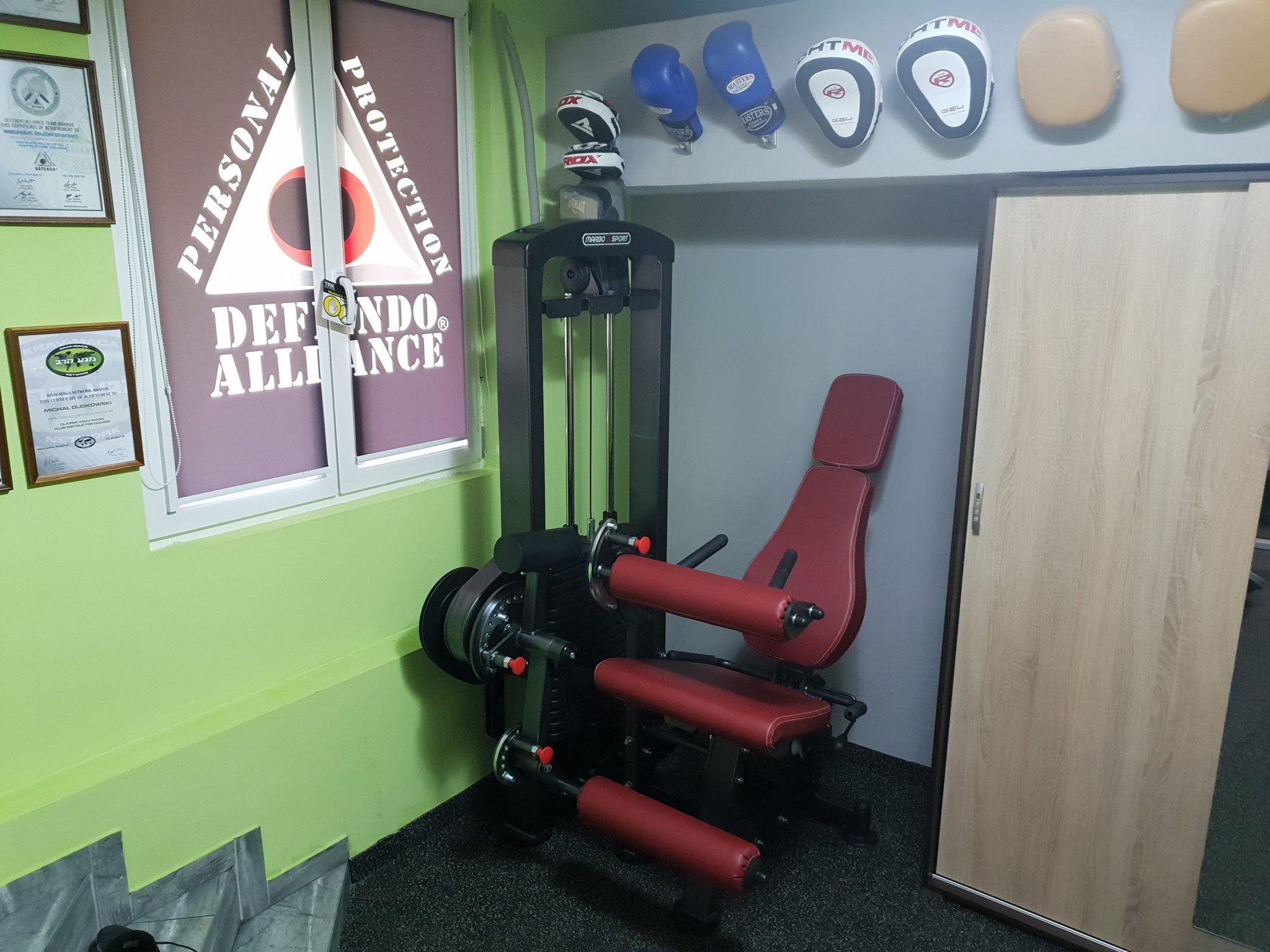 Siłownia w Studio DefendoGym Jabłonna Legionowo