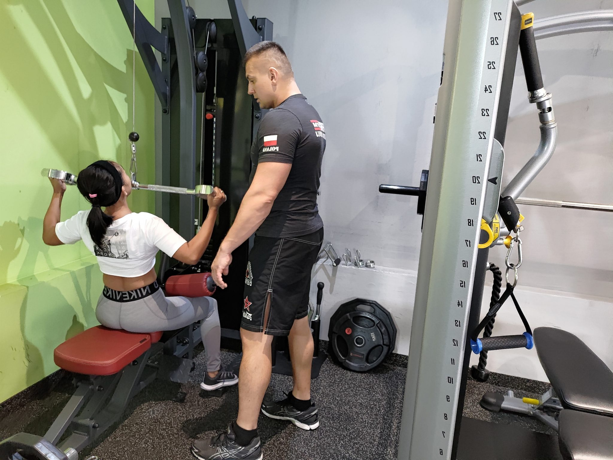 Trening w Studio DefendoGym Jabłonna - Legionowo